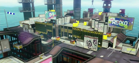 Splatoon Trailer