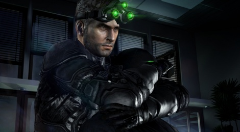 Splinter Cell Blacklist images