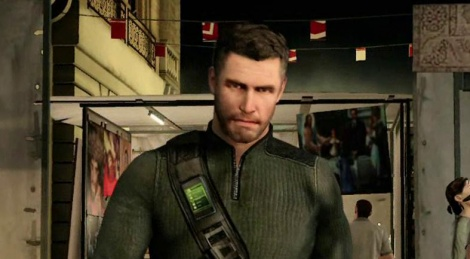 Splinter Cell Conviction Comic Con trailer