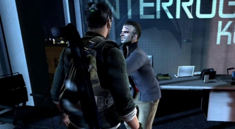 Splinter Cell Conviction is gold plus a new dev diary