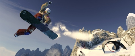 SSX defies reality