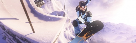 SSX gets a Date & new Screens
