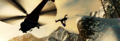 SSX : It's Tricky Trailer