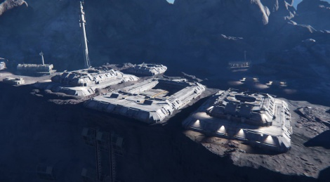 Star Citizen: From Pupil to Planet