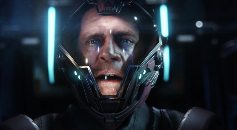 Star Citizen: Meet the Old Man teaser