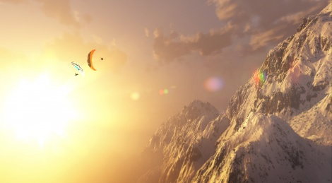 Steep: 101 Trailer and screens