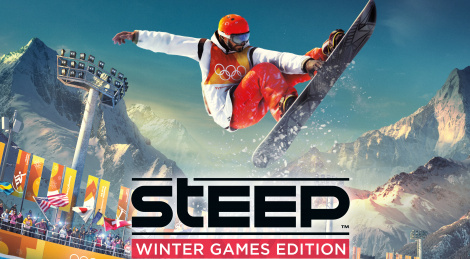 Steep brings the Winter Games