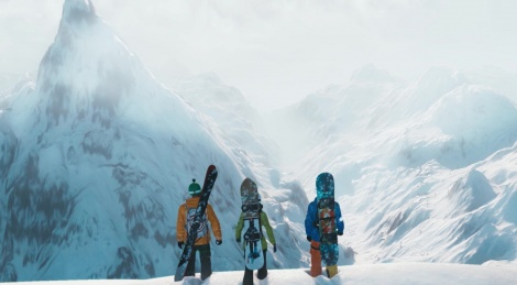 Steep se lance en trailer