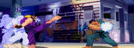 Street Fighter Third Strike videos