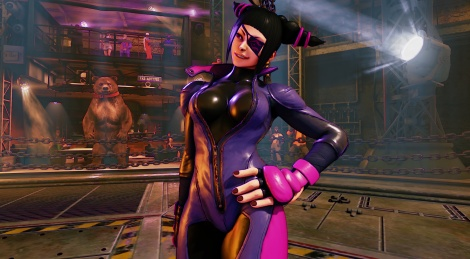 Street Fighter V: Juri joins on the 26th