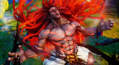 Street Fighter V reveals Necalli