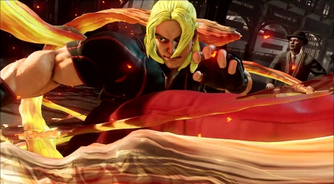 Street Fighter V trailer reveals Ken