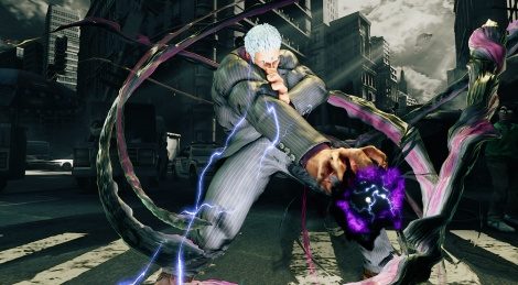 Street Fighter V: Urien trailer, screens