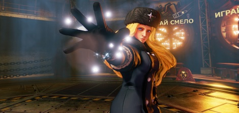 Street Fighter V welcomes Kolin