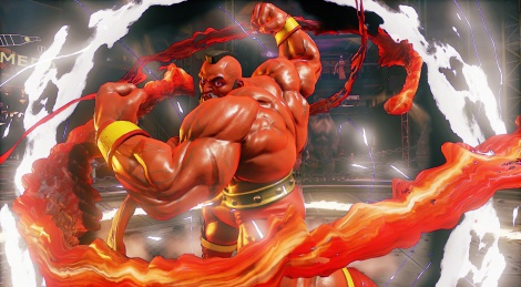 Street Fighter V: Zangief Trailer