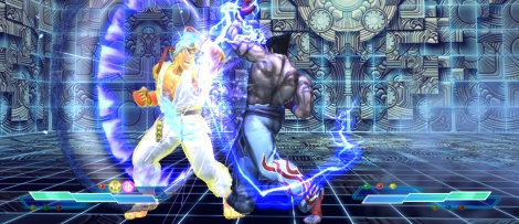 Street Fighter X Tekken new videos