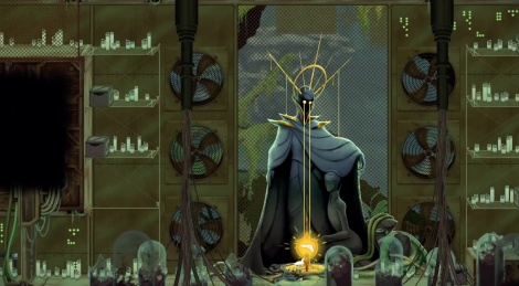 Sundered reaches beta, new trailer
