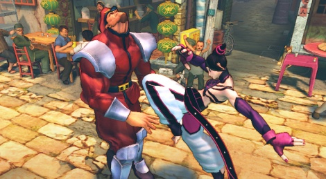 Super Street Fighter IV announced