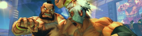 Super Street Fighter IV for April 2010