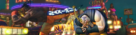 Super Street Fighter IV images and trailer
