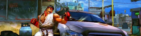 Super Street Fighter IV trailer