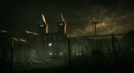 Survive Hell in Outlast