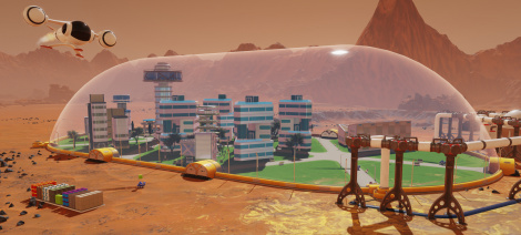 Surviving Mars: Gameplay Trailer