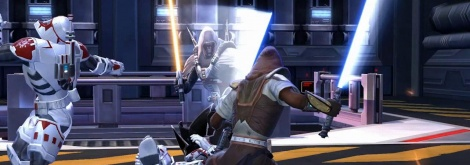 SW The Old Republic: Jedi Progression