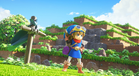 Switch videos of Dragon Quest Builders