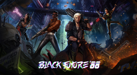 Synth-punk Black Future '88 launches this year