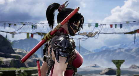 Taki returns in SoulCalibur VI