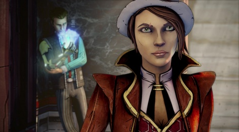 Tales from the Borderlands VGX trailer