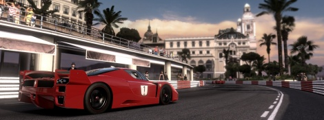 TD Ferrari Racing Legends: Screens & Track List