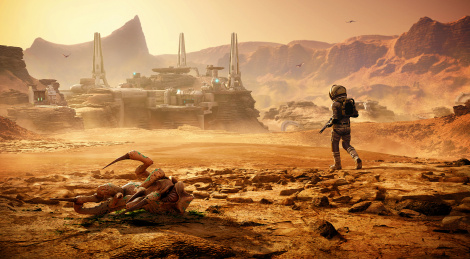 Teaser de Far Cry 5: Lost on Mars