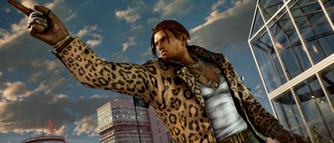 Tekken 7 illustre Eddy Gordo
