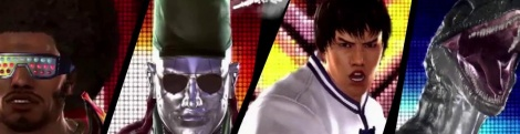 Tekken Tag 2 reveals more characters