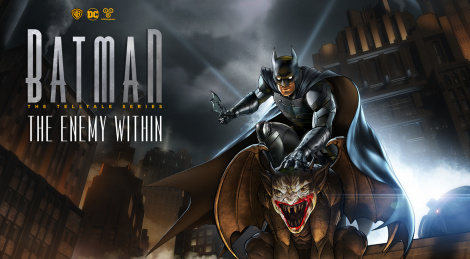 Telltale reveals new Batman game and more