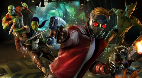 Telltale's Guardians of the Galaxy Debut Trailer