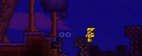 Terraria is launched in video