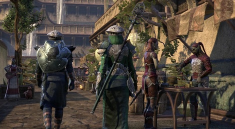 TESO: Morrowind heads back to Vvardenfell