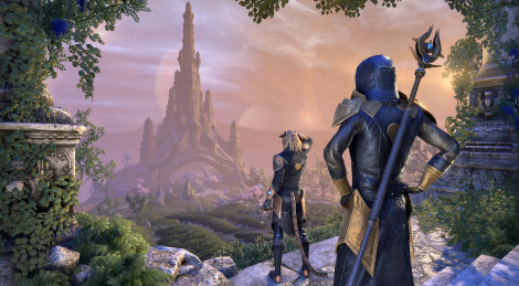 TESO: Summerset introduces the Psijic Order
