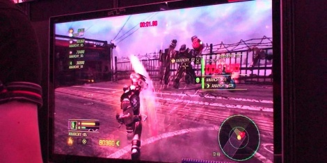 TGS : Anarchy Reigns video