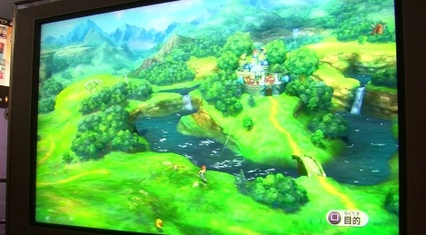 TGS: Commented gameplay of Ninokuni