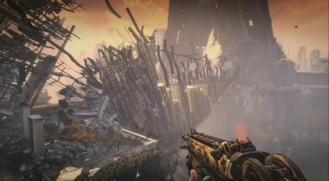TGS: Commented video of Bulletstorm