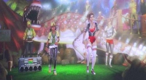 TGS: Dance Central 2 gameplay video