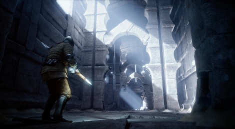 TGS: Deep Down screenshots