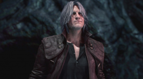 TGS: DMC5's Dante is unveiled