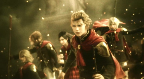 TGS: Final Fantasy T0 trailer