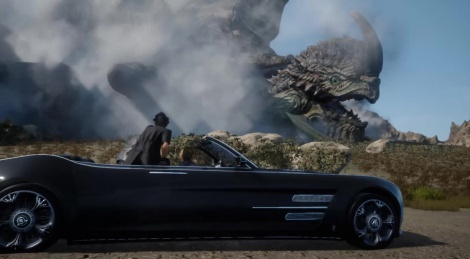 TGS: Final Fantasy XV trailer