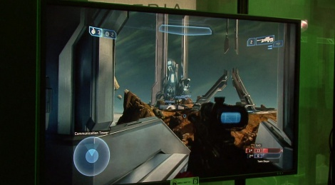 TGS: Halo MCC in motion